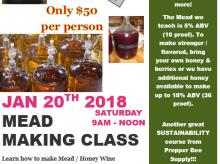 Mead Class Jan 18